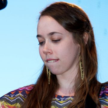Sarah Jarosz (Photo by Lynne Margolis)