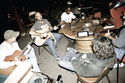 From Bayonets To Barre Chords Lone Star Music Magazine