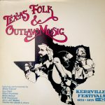 Texas Folk & Outlaw Country