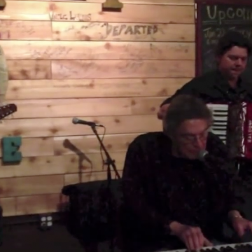 Terry Allen at Superfly's 1