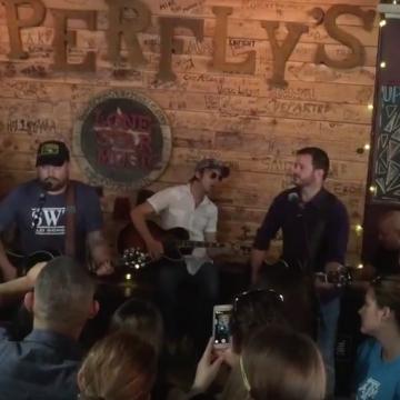 Randy & Wade at Superfly's