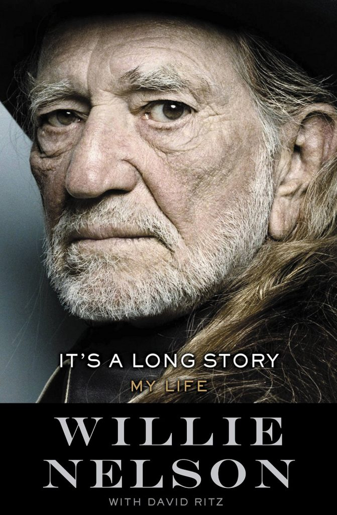 WillieNelson-ItsALongStory