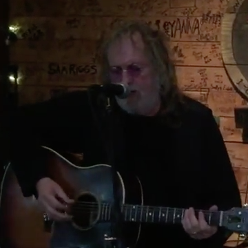 Ray Wylie at Superfly's