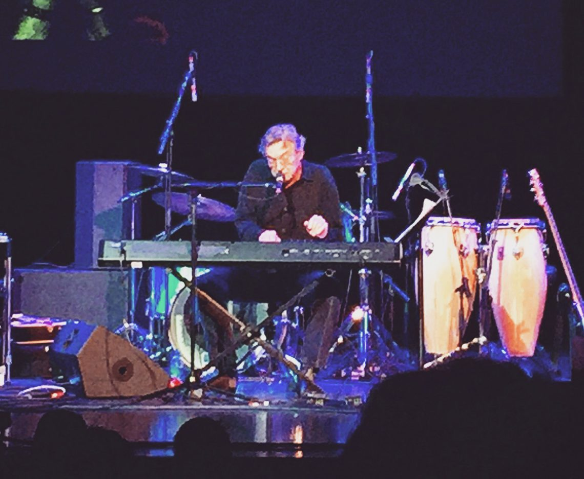 "Terry Allen going back to ""Lubbock (on Everything)."" (Photo by Thomas Mooney)"