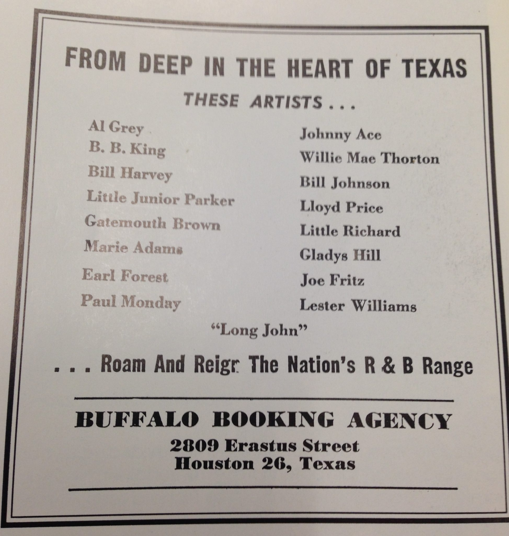 True Heroes of Texas Music: Evelyn Johnson | Lone Star Music Magazine