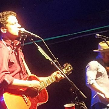 Turnpike Troubadours at Billy Bob's Texas (Photo by Darryl Smyers)
