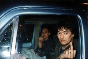 """Troy and Mike Campbell: """"Your brother and you are cool. Why don't you start a band?"""" (Photo courtesy Troy Campbell)"""