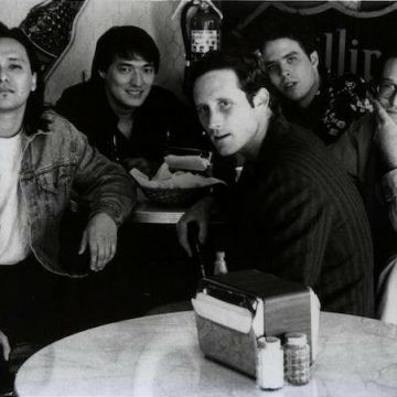 Loose Diamonds, back in the day (1993). (Photo by Todd V. Wolfson)