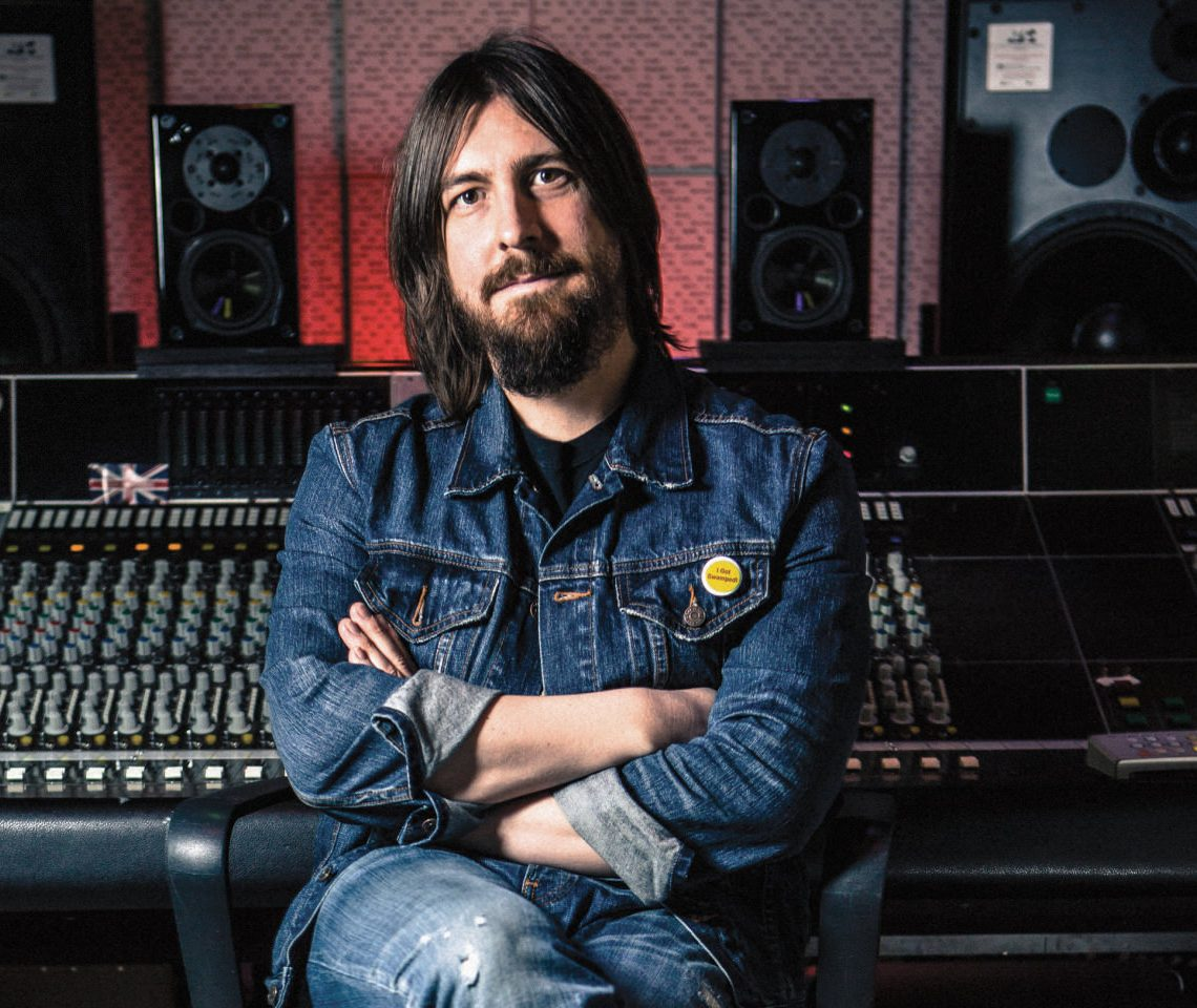 Producer Dave Cobb (Photo by Michael W. Bunch)