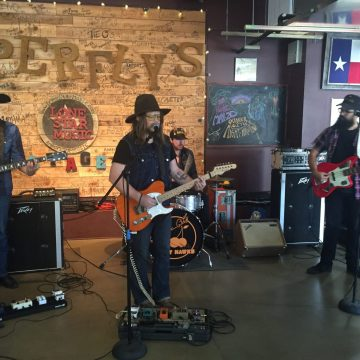 Quaker City Night Hawks at Superfly's Lone Star Music Emporium. (Photo by Richard Skanse)