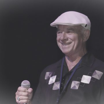 "Anthony ""Lucky"" Tomblin at the 2012 ""A Labor of Love"" tribute in his honor. (Photo by Diana Hendricks)"