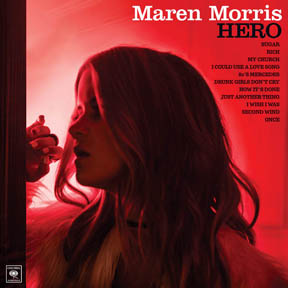 Maren Morris_HERO_Cover Art