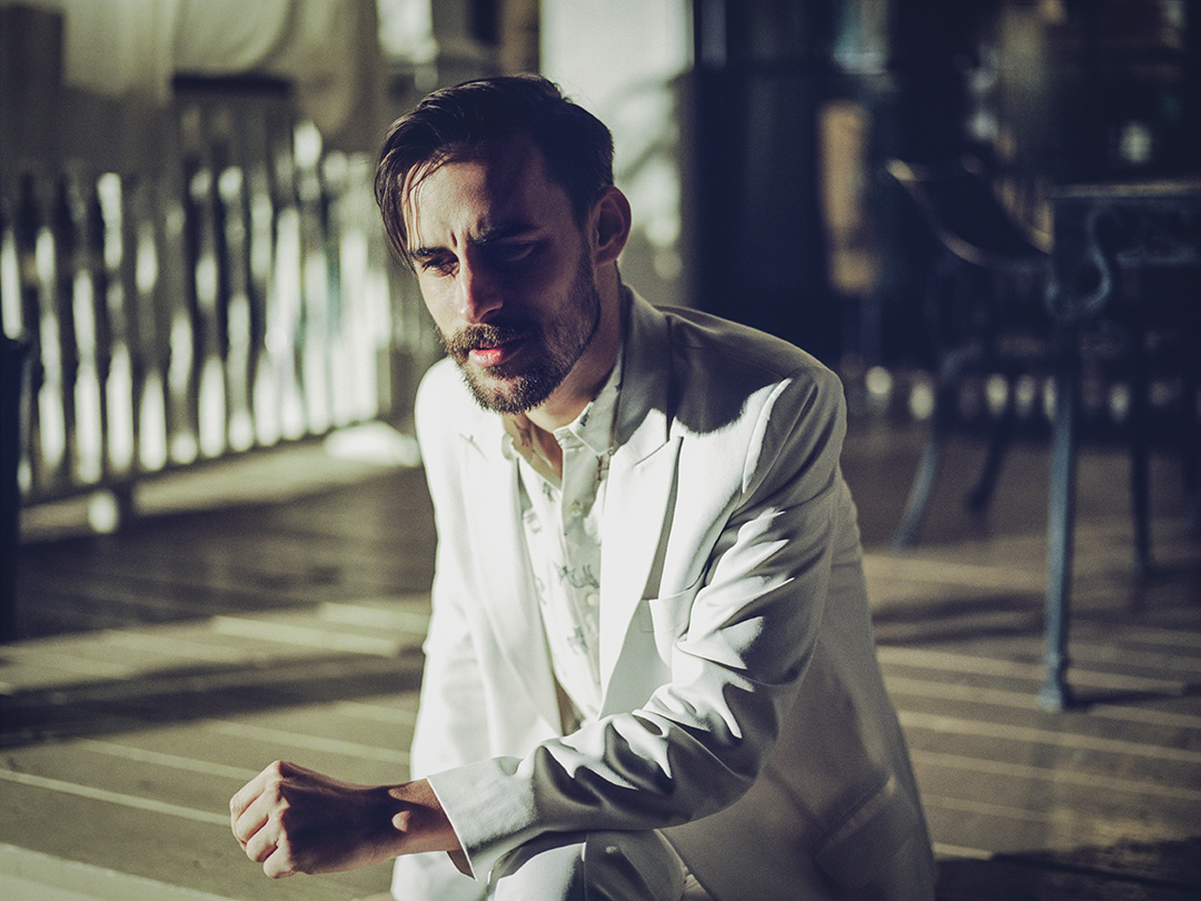 Robert Ellis (Photo by Dusdin Condren)