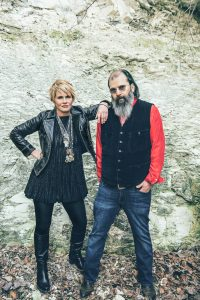 "Shawn Colvin on writing and recording with Steve Earle: ""Steve has this motto: Fear Not the Obvious! It's deceptively simple stuff, that's not so simple."" (Photo by Alexandra Valenti)"