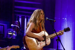Emerging Artist of the Year winner Margo Price. (Photo by Lynne Margolis)