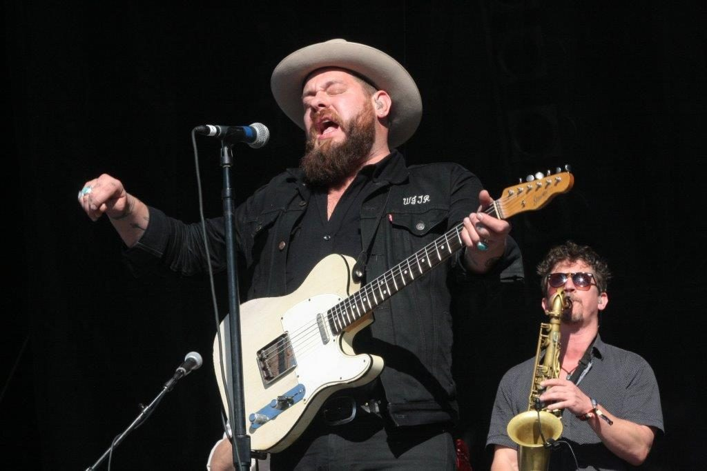 Nathaniel Rateliff & The Night Sweats at ACL Fest (Photo by John Carrico)