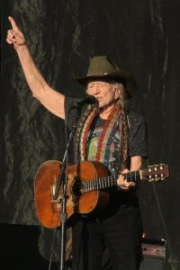 Willie Nelson at ACL Fest (Photo by John Carrico)