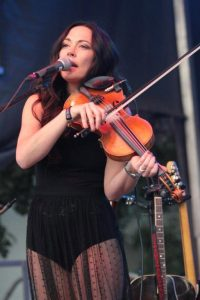 Amanda Shires at ACL Fest (Photo by John Carrico)