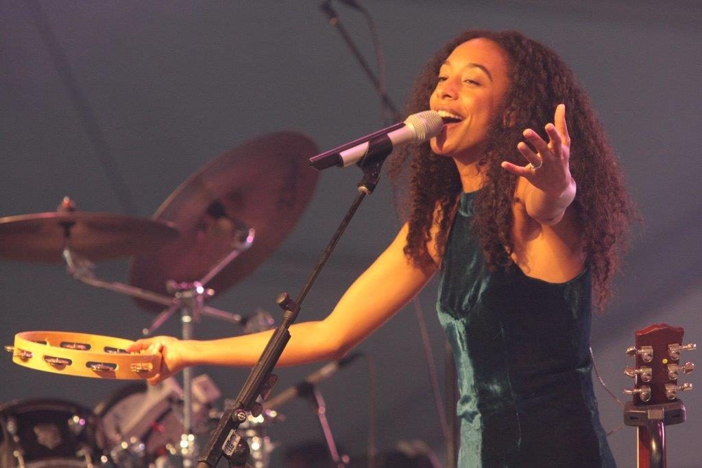 Corinne Bailey Rae at ACL Fest (Photo by John Carrico)