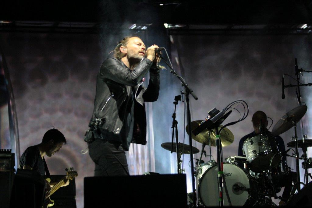 Radiohead (Photo by John Carrico)
