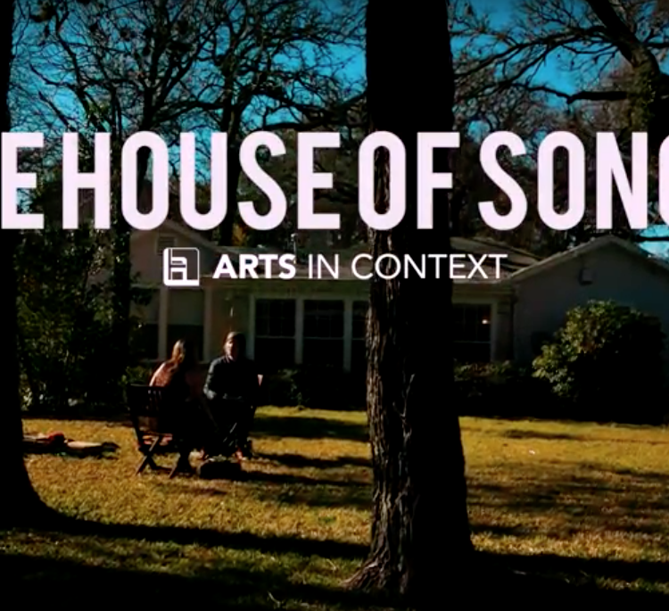 House of Songs/Arts in Context Trailer