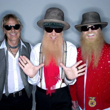 Courtesy ZZ Top