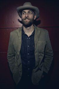 Frontman Charlie Harrison (Courtesy RPR Media)