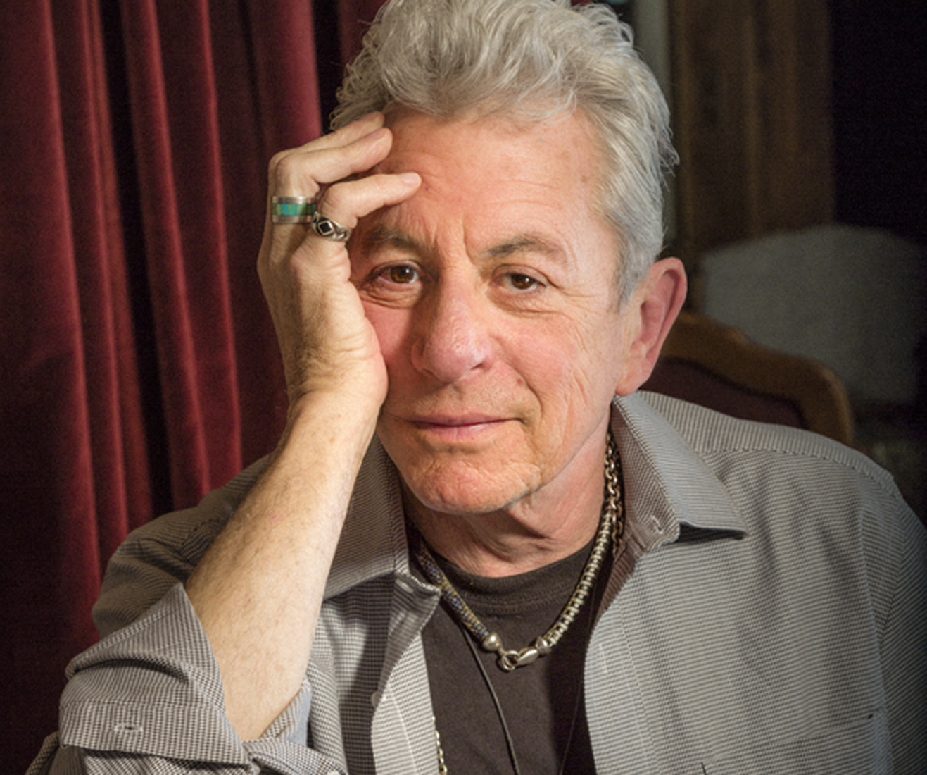 joe ely the crazy lemon at 70 lone star music magazine photo by matthew fuller
