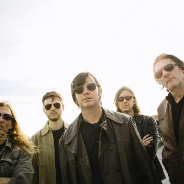 Jay Farrar and Son Volt (Photo by David McClister)