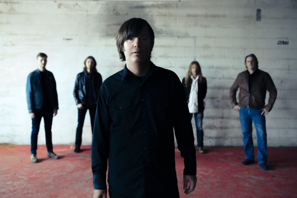"""""""Ultimately, I guess that Son Volt is a vehicle for the songs that I'm writing,"""" says Farrar, """"and in this case I felt like this batch of songs really were really pointing in the direction of Son Volt."""" (Photo by Dave McClister)"""