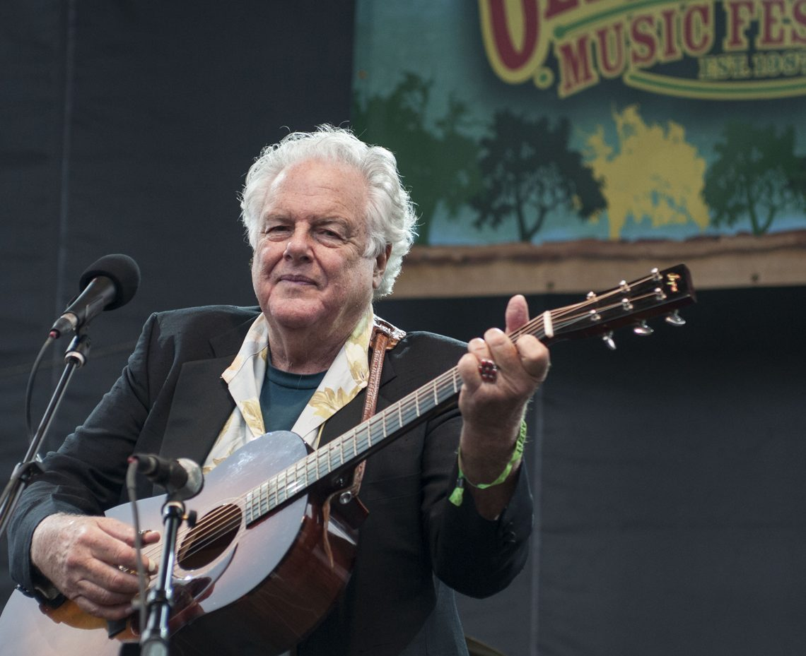 Peter Rowanat at Old Settler's Music Festival 2017 (Photo by Nichole Wagner)