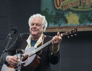 Peter Rowan at Old Settler's Music Festival 2017 (Photo by Nichole Wagner)