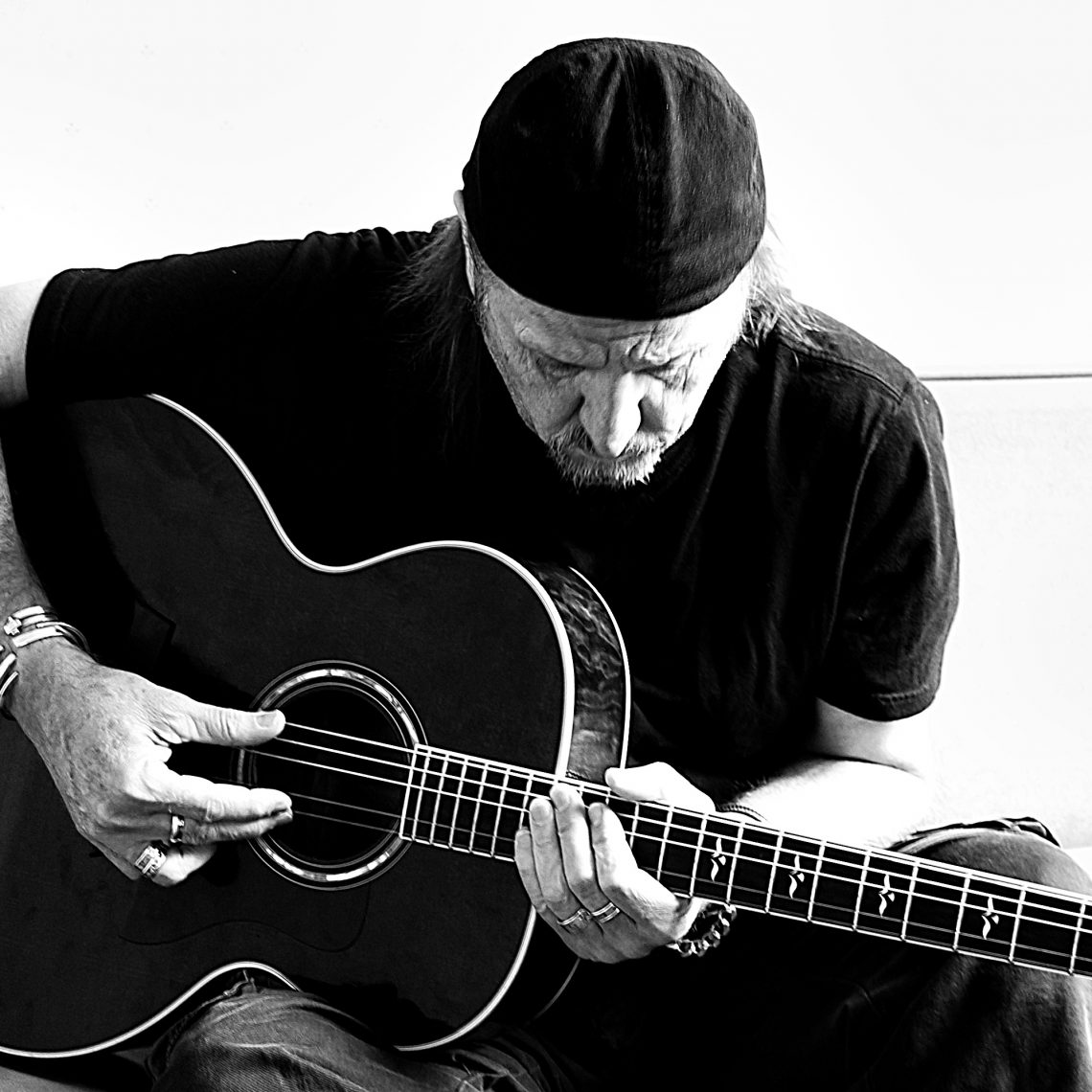 Jimmy LaFave, July 12, 1955 - May 21, 2017 (Photo Courtesy Music Road Records)