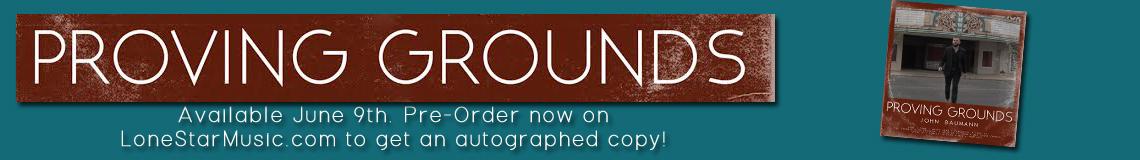 John Baumann – Proving Grounds
