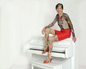 2018 Texas State Musician Marcia Ball (Photo courtesy the Kurland Agency)