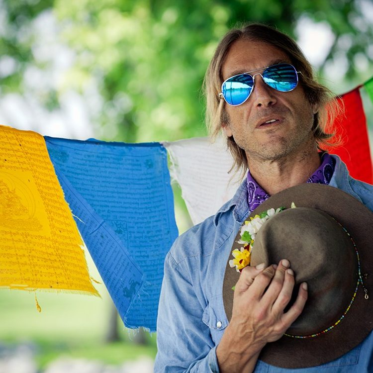 Todd Snider, Hard Working American. (Courtesy Todd Snider)