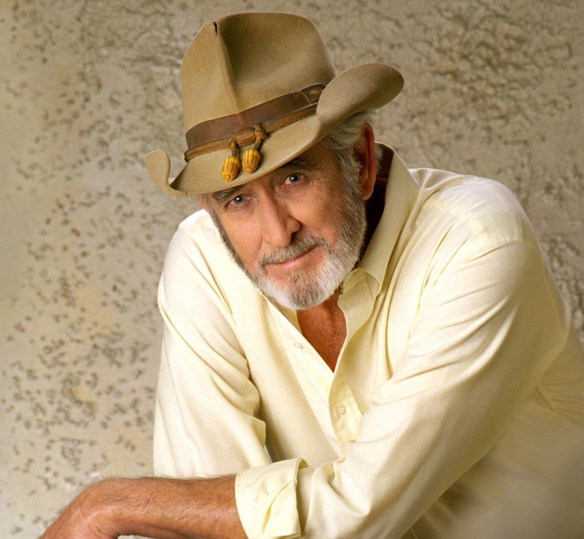 "Don Williams, country music's ""Gentle Giant."" (Courtesy Don-Williams.com)"