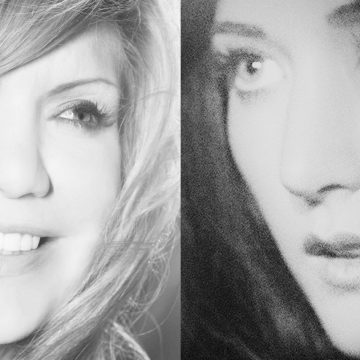 Now That I've Found You: Bluegrass, country and Americana icon Alison Krauss (left), and rising star Aubrie Sellers (right). (Krauss photo courtesy Press Here Publicity; Sellers photo courtesy aubriesellers.com)