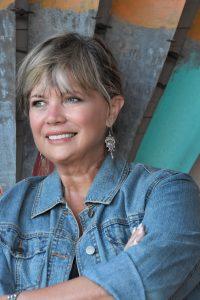 The author, Diana Finlay Hendricks (Photo by Kim Porterfield)