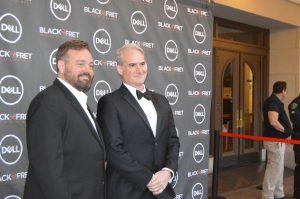 Black Fret co-founders Colin Kendrick and Matt Otts (Photo by Richard Skanse)