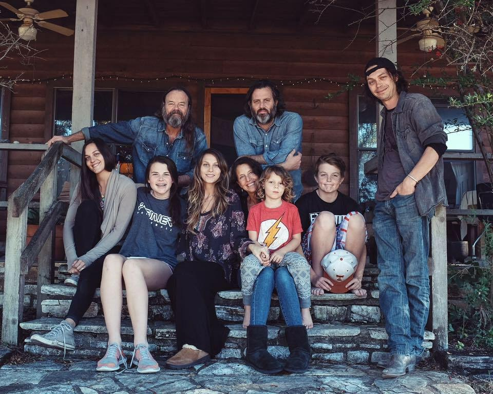Savanah Welch at family at home in Wimberley for Thanksgiving 2016, the week she came home from the hospital. (Courtesy of Savannah Welch)
