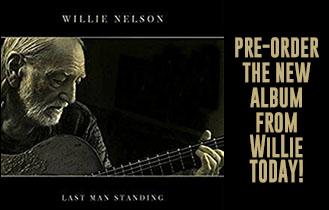 Willie Nelson – Last Man Standing