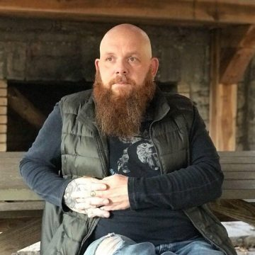 Brandon Jenkins, aka the Red Dirt Legend (November 2017 Facebook Profile Photo)