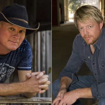 "Kevin Fowler tackles Pat Green's ""Southbound 35"" on the new tribute album, ""Dancehall Dreamin'."" (Photos courtesy Triple 8 Management)"