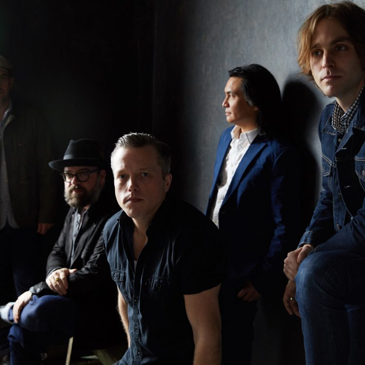 Jason Isbell and the 400 Unit: The odds of these guys winning at least one Americana Award this year? Pretty, pretty good. (Photo by Danny Clinch)