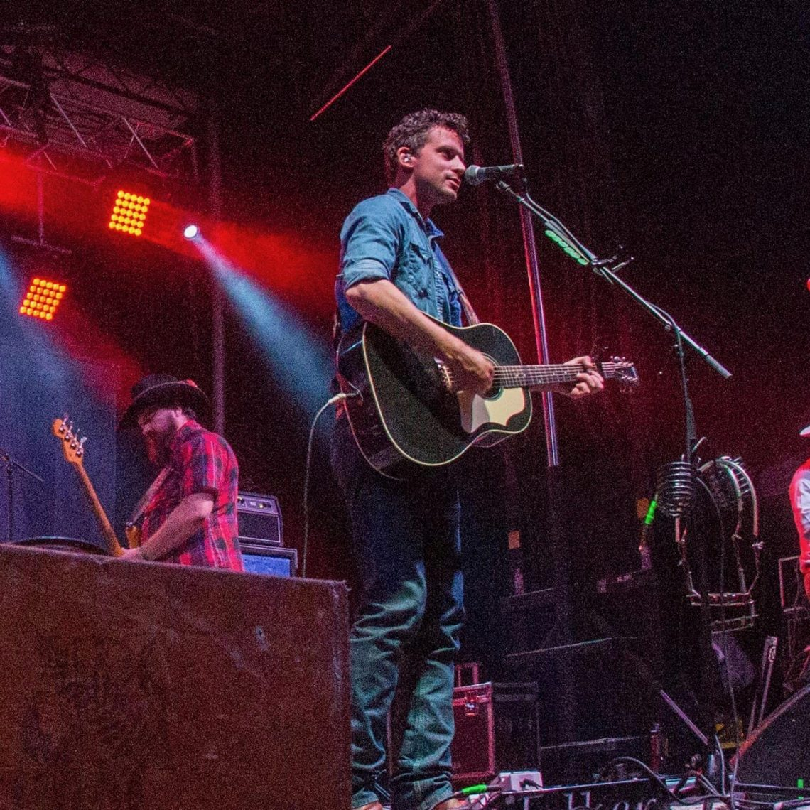 Oklahoma's Turnpike Troubadours, co-founders of Medicine Stone, headline the second night of this year's festival. (Photo courtesy Medicine Stone/RPR Media)