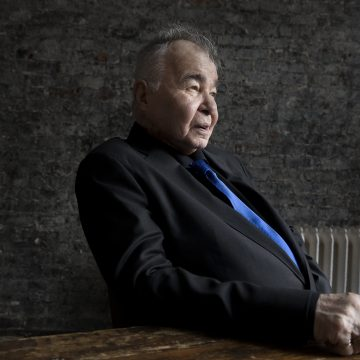 "Boundless Love: John Prine, who taped his 8th appearance for TV's ""Austin City Limits"" on June 3, returns to Austin this weekend for a performance at Bass Concert Hall on June 30. (Photo courtesy JohnPrine.com)"