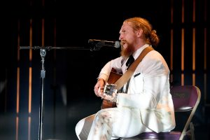 """Colonel Childers: """"Emerging Artist of the Year"""" Tyler Childers. (Photo by Erika Goldring/Getty Images for Americana Music Association)"""