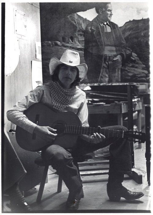 Joe Ely back in 1974. (Photo by Jim Eppler)