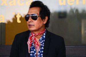 Alejandro Escovedo, outlaw for you. (Photo by Nancy Escovedo)